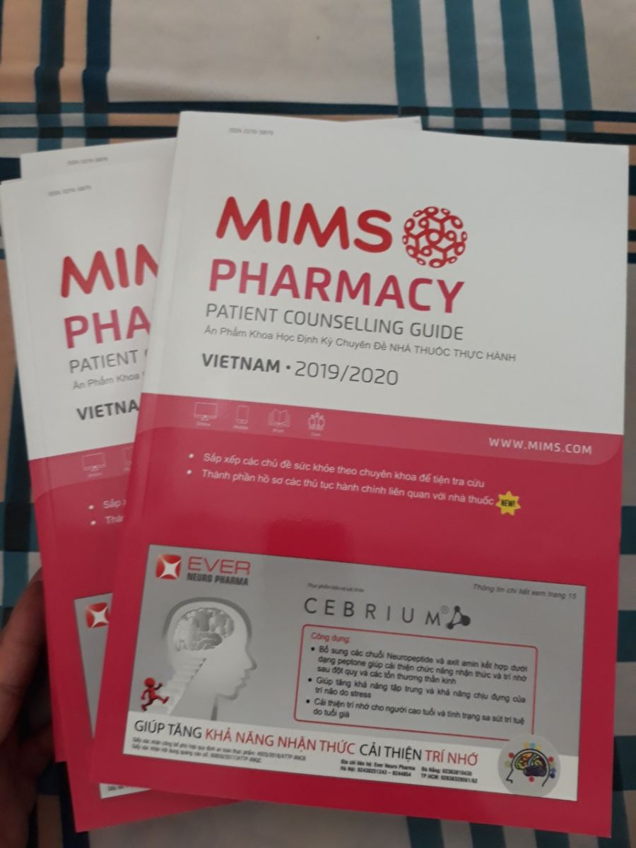 MIMS PHARMACY 2020